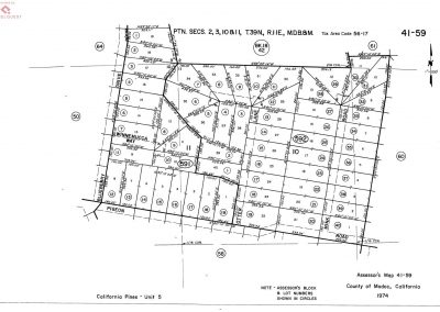 County Map 592