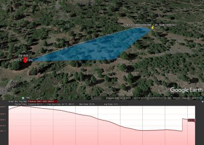 Elevation Profile 451